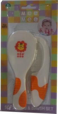 Mee Mee Soft Comb & Brush Set