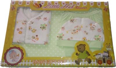 Little Hub New Born Baby Gift Set - Green