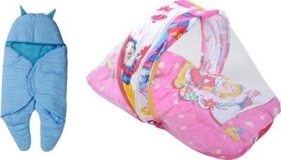 RSO baby reversable wrap & baby mosquito net combo