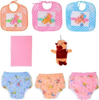 CHHOTE JANAB BABY DRY SHEET COMBO SET
