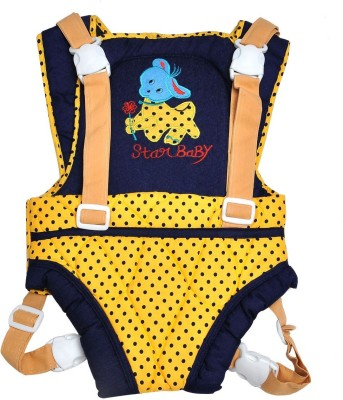 Hawai Blue Dots Baby Carrier