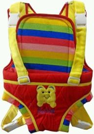Chinmay Kids VELVET STRONG BELT BAG Baby Carrier(Multicolor)