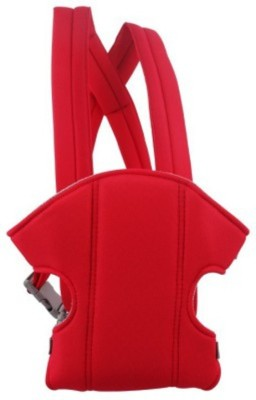 Venus New Red Soft Cotton Adjustable With Multi Positions Front & Back Baby Carrier