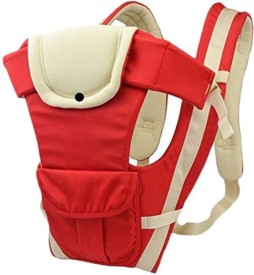 Chinmay Kids ASSURED BABY CARRIER Baby Carrier(Red Front carry facing out)