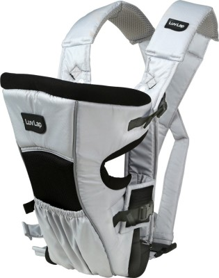 Luvlap Baby Carrier Blossom Baby Carrier(Grey)