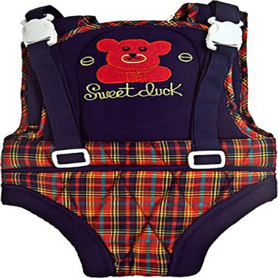 Chinmay Kids Check Print Belt Bag Baby Carrier