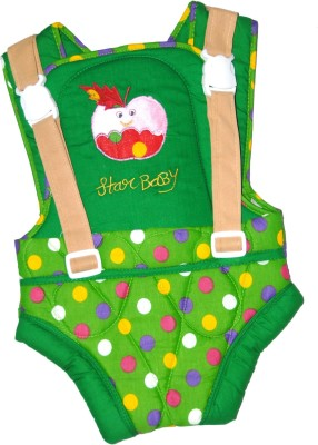 Shishu Shishu Kangarro -Green Baby Carrier