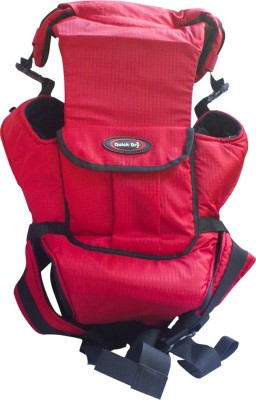 quick dry Shoulder Style Baby Carrier(Red)