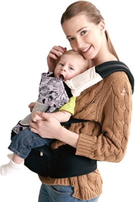 Tollyjoy Baby Carrier Baby Carrier(Black)