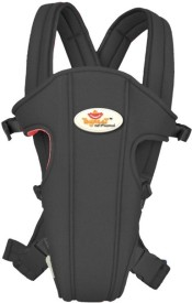 Toynest 2 in 1 Baby Carrier(Black Front Carry facing in)