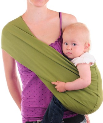 Nahshon Baby Side Carry Sling Baby Carrier