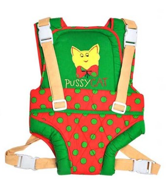 Chinmay Kids Cotton Dotted Strong Belt Bag Baby Carrier