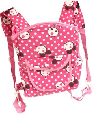 JM Sleepwell Crib Baby Carrier(Pink)