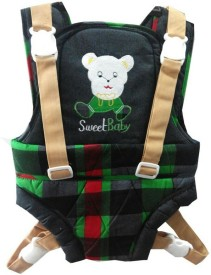 CHINMAY KIDS Denim Strong Belt Bag Baby Carrier