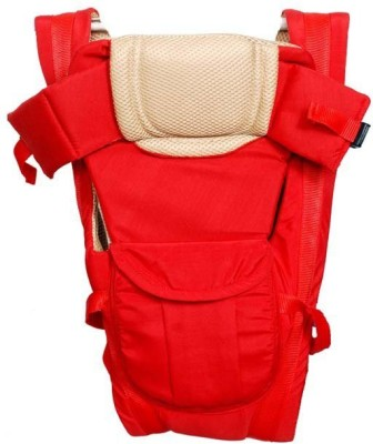 CHINMAY KIDS RED STRONG BELT 4 IN 1 POSITION Baby Carrier