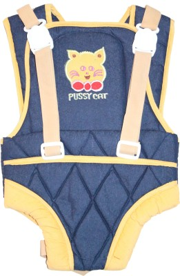 Mankoose Baby Carrier Baby Carrier(Yellow, Blue)