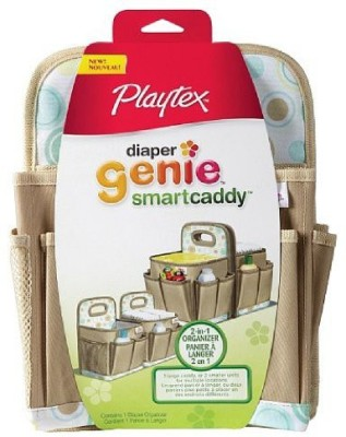 Diaper Genie 10078300000000 Changing Station(Brown)