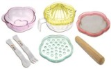 Farlin 7-in-1 Baby Food Maker (Multicolo...