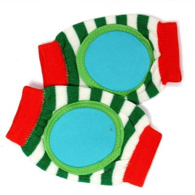 Baby Bucket B01C771JS0 Green Baby Knee Pads(Self Design)