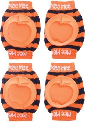 Mee Mee Protective Orange Baby Knee Pads(Apple)