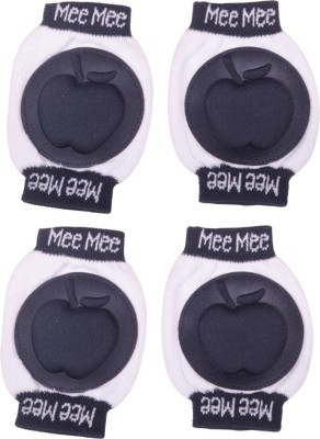 Mee Mee Protective Blue Baby Knee Pads(Apple)
