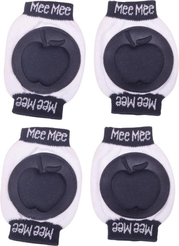 Mee Mee Protective Blue Baby Knee Pads(Apple)