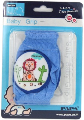 Baby Bucket Baby (Lion) Blue Baby Knee Pads
