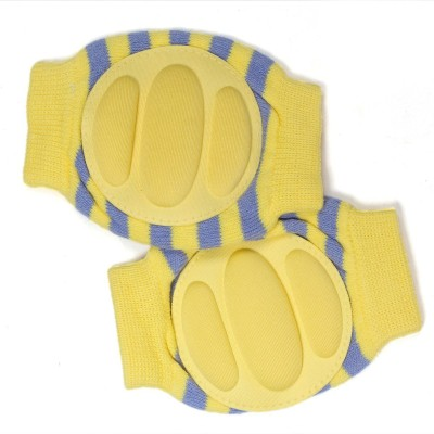 Baby Bucket B01C771JS0 Yellow Baby Knee Pads