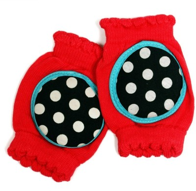 Baby Bucket B01C771JS0 Black Baby Knee Pads(Self Design)