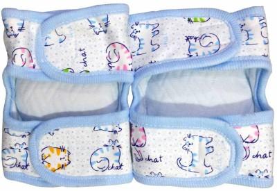 Soft Knee Protectors 01 Blue Baby Knee Pads
