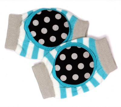 Baby Bucket B01C771JS0 Blue Baby Knee Pads(Self Design)