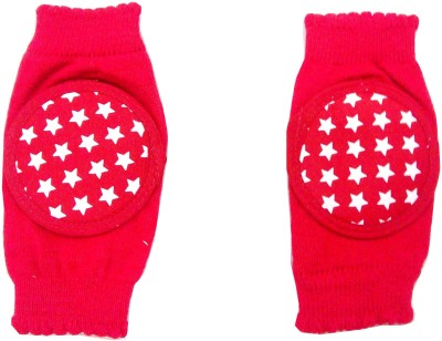 Baby's Clubb Protective Pad Red Baby Knee Pads