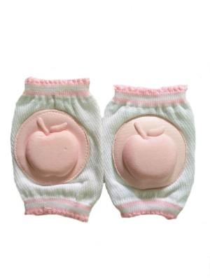 Adore Soft Cushioned Pink Baby Knee Pads