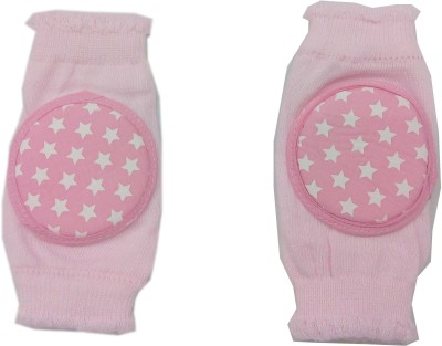 Baby's Clubb Protective Pad Pink Baby Knee Pads