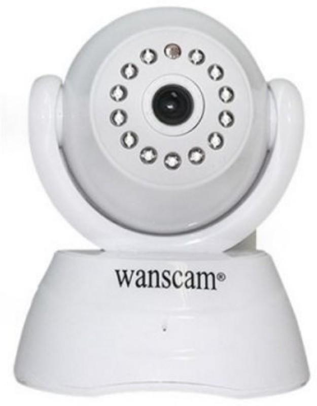 Wanscam Wireless 2-Way Audio Baby Monitor Security Surveillance Ipc-IR Infrared Network White(Audio & Video)