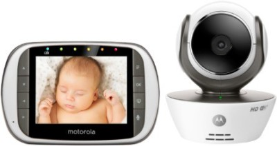 Motorola Connect Digital Video Baby Monitor with Wi-Fi Internet Viewing and 3.5 inch Diagonal Color Screen
