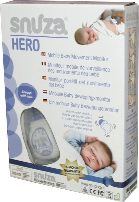 Snuza Hero Baby Movement Monitor(Breathing)