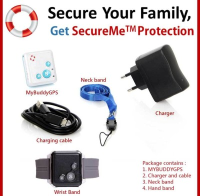 SecureMe Non-monitored Personal Security Alarm