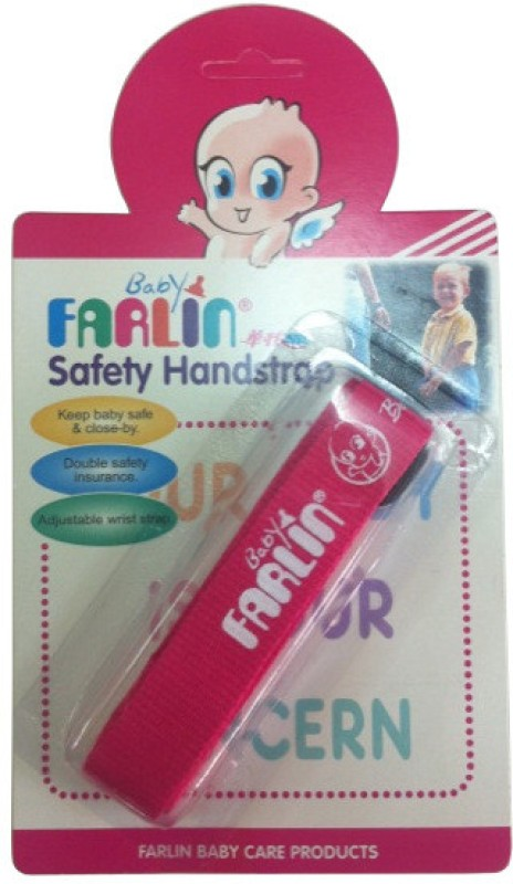 Farlin Safety Hand Strap(Red)