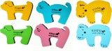 Kuhu Creations Cartoon Animal Shape Kids...