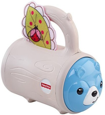 Fisher-Price Hide n Peek Rattle Rattle
