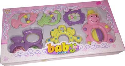 Aryas Baby Series Rattle