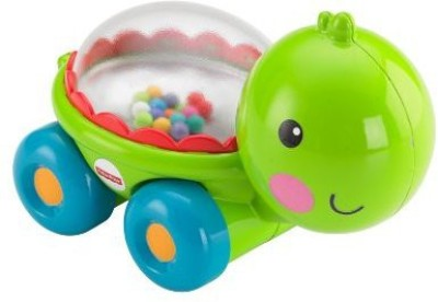 Fisher-Price Poppity Pop Turtle Rattle