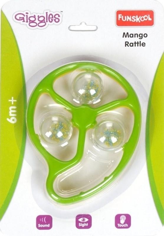 Funskool Mango Rattle Rattle(Multicolor)