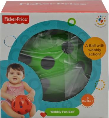 Mattel Fisher Price Wobbly Fun Ball Rattle