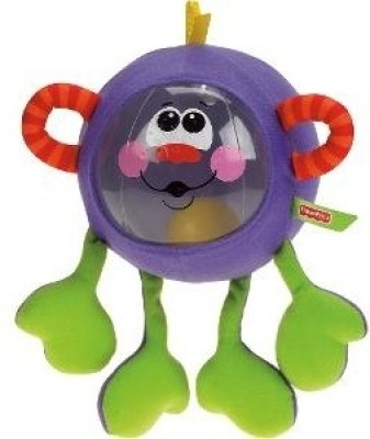 Fisher-Price Inflatable Animal Ball Rattle