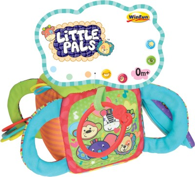 Winfun Little Pals Cube mobile Rattle