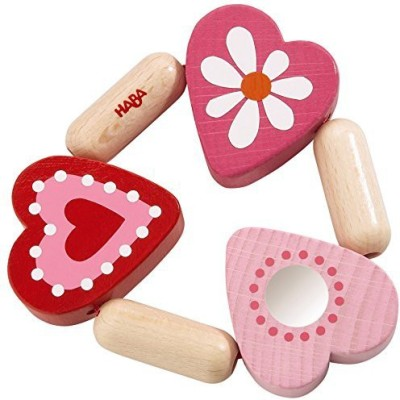 Haba Mimi Clutching Toy Rattle