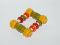 Maya Organic Rattle Rattle(Kit kit rattle)