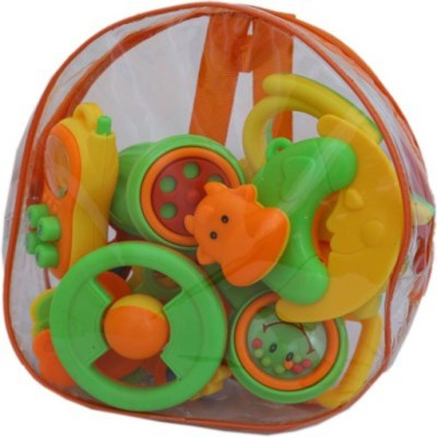jo baby Play Set Rattle